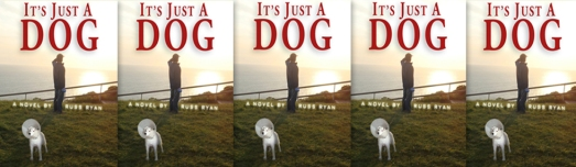 its just a dog book cover