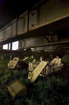 presidio pet cemetery at night troy paiva3