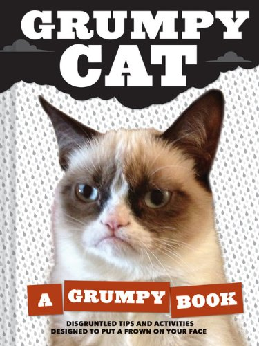 grumpy cat grumpy book