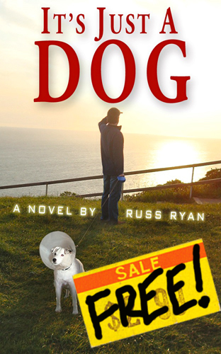 its just a dog cover free kindle bookbub