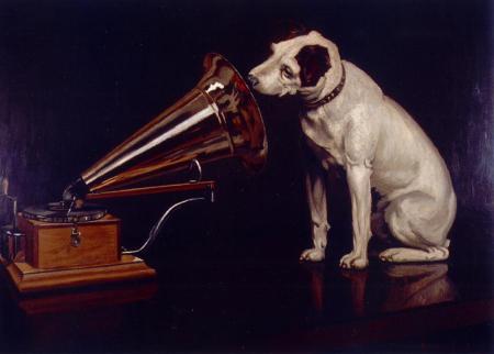 His_Master's_Voice nipper rca dog