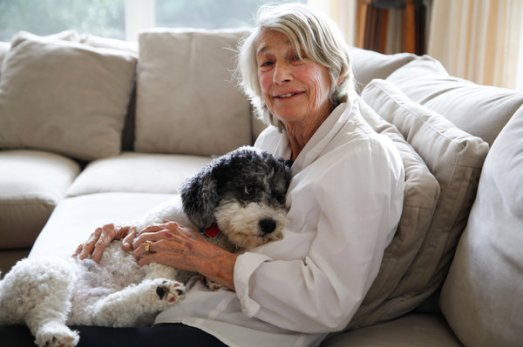 mary oliver dog songs nyt