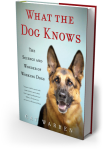 WhatTheDogKnows-book by cat warren