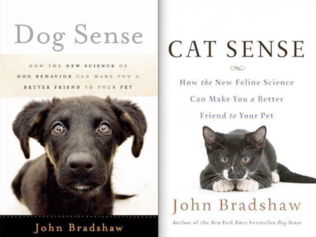 cat sense dog sense john bradshaw