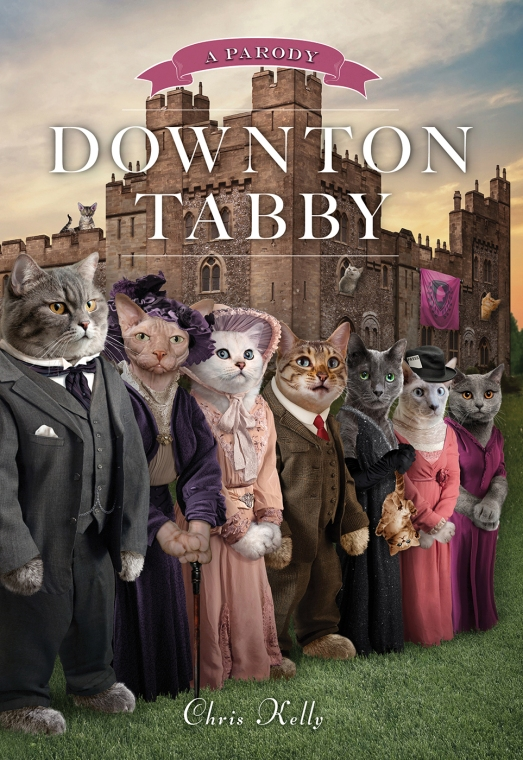 downton tabby chris kelly 9781476765945