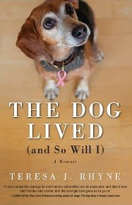 the dog lived and so will i theresa rhyne