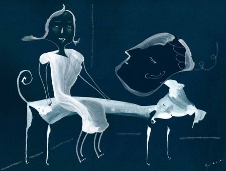 nyt it's me or the dog dan crane alexa grace illustration