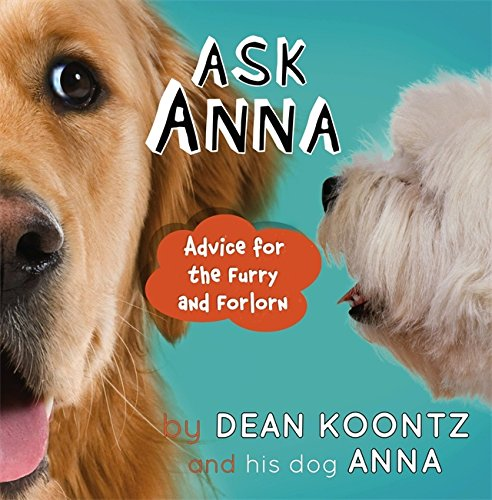 ask anna dean koontz dog book