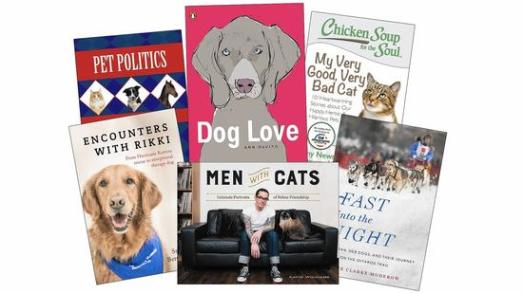 6 new pets books therapy dogs cat men chicago tribune