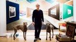 william wegman dog studio weimaraners