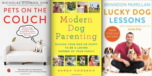 best-dog-training-books-pets-on-couch-modern-dog-parenting-lucky-dog-lessons